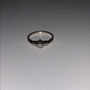 Jewelry - cubic zirconia ring size 5 1/2